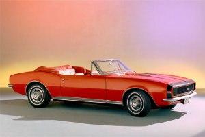 Chevrolet Camaro Conversível - 1967