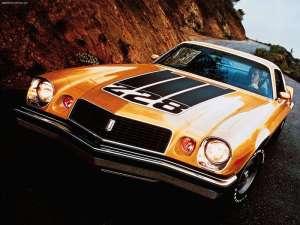 Chevrolet Camaro - Z28 -1970