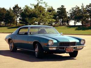 Chevrolet Camaro -1970