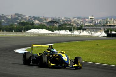 Rodrigo Gonzalez conquistou o vice-campeonato da Fórmula 3 Sul-americana. - Bruno Terena/Vicar