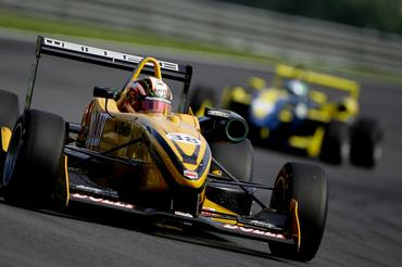 Raphael Raucci se sagrou vice-campeão da Fórmula 3 Light em Curitiba. - Bruno Terena/Vicar