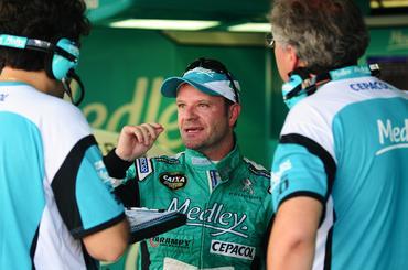 Rubens Barrichello é o novato com mais experiência na Stock Car.