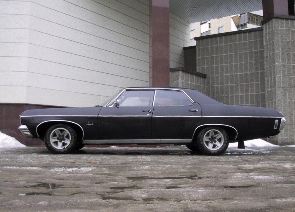 Chevrolet Impala - 1967