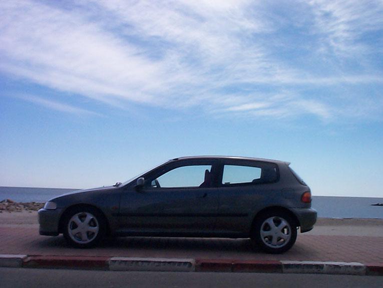 Honda Civic VTI VTEC - 1992