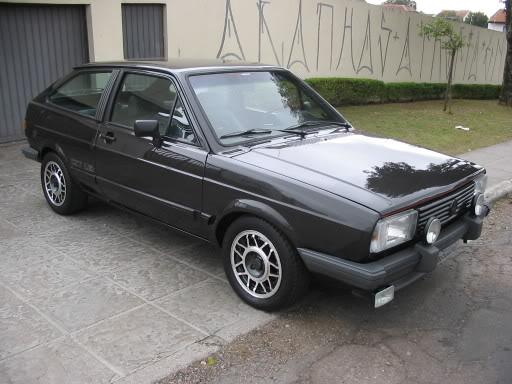 Volkswagen GOL GT 1.8 - 1984