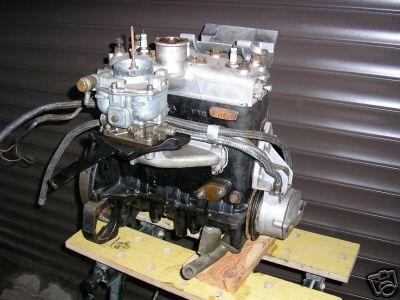 Valente motor 2 tempos