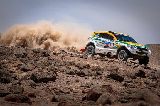 ASX Racing no maior rally do mundo