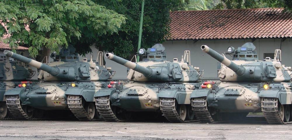 Amx 30 Ex 233 Rcito Da Venezuela S A
