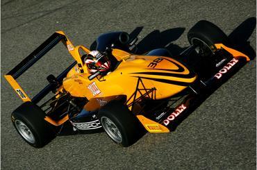 Raphael Raucci está de volta para brigar pelo título da Fórmula 3.
