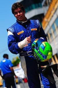 Higor Hoffman, campeão da F 3 Light de 2012, neste ano estará na F 3.