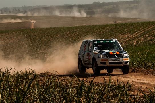 Pajero TR4 ER é a categoria de entrada da Mitsubishi Cup