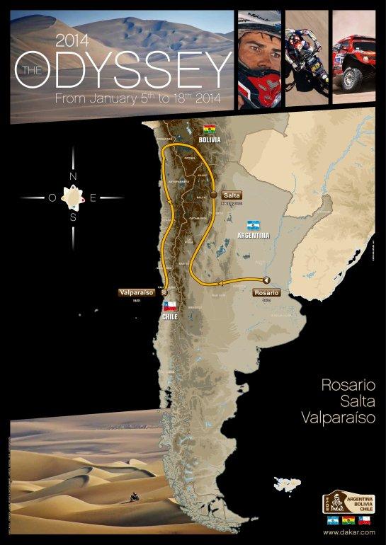 Rally Dakar passará, pela primeira vez, pela Bolívia