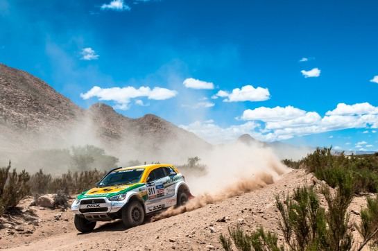 Guiga acredita que edição de 2014 terá menos areia - José Mario Dias / Mitsubishi