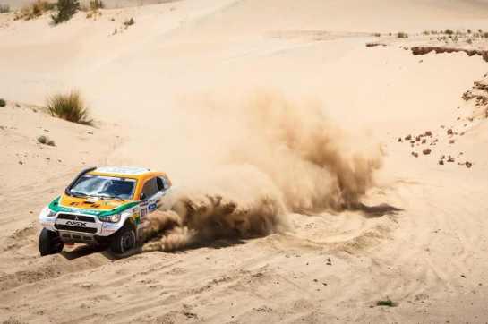 ASX Racing colocará à prova nova suspensão - Vinicius Branca / Mitsubishi