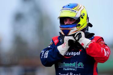 Leandro Romera será companheiro de Khodair na J.Star Racing na temporada 2013. - Duda Bairros/Vicar