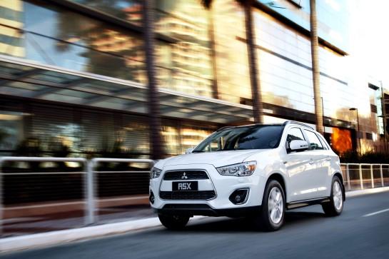 Este ano, ASX versão 4x4 poderá participar do Mitsubishi Outdoor - Murilo Mattos/Mitsubishi