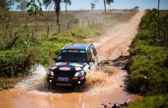 São José dos Campos recebe a Nação 4x4 para mais uma temporada de ralis - Tom Papp/Mitsubishi