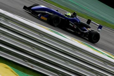 Felipe Guimarães marcou o segundo tempo mais rápido em Interlagos - Bruno Terena/Vicar