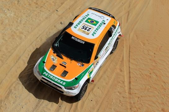 ASX Racing- Jorge Cunha / Aifa / Mitsubishi