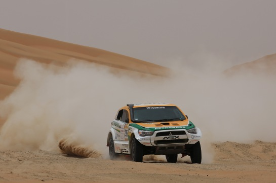 ASX Racing - Jorge Cunha / Aifa / Mitsubishi