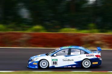Fernando Fortes, que já guiou o Chevrolet Cruze em 2012, está de volta à J Star. - Rafael Gagliano/Vicar