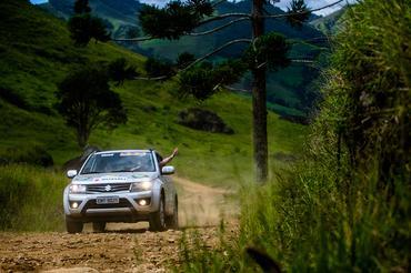 Paisagens incríveis da região de Visconde de Mauá (RJ) fizeram parte da 2ª etapa  - Murilo Mattos/ Suzuki Veículos