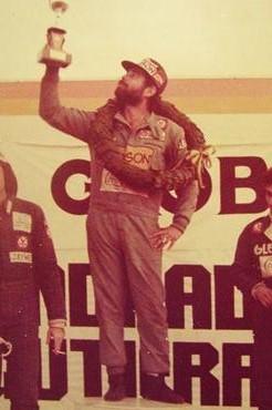 Paulo Gomes, o primeiro campeao da Stock Car.