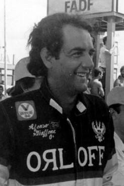 Affonso Giaffone, o primeiro vencedor de corrida na Stock Car.