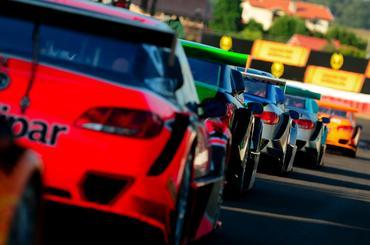 A etapa de Tarumã da Stock Car terá 33 carros no grid de largada de amanhã. - Duda Bairros/Vicar