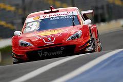 Mais uma vez Helinho Castroneves estará correndo pela Shell Racing. - Fernanda Freixosa/Vicar