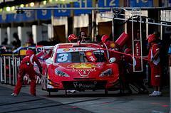 Carro da Shell Racing do tricampeão das 500 Milhas de Indianápolis em Interlagos - Duda Bairros/Vicar