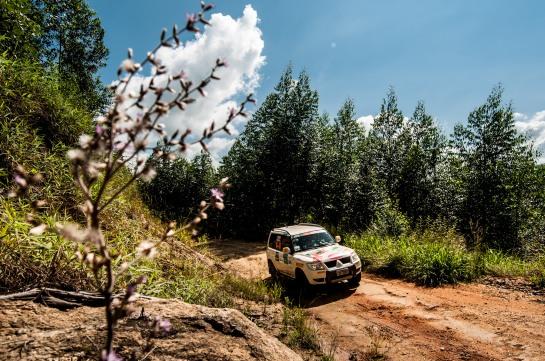 Competidores da categoria Turismo Light terão trajeto exclusivo - Ricardo Leizer/Mitsubishi