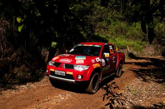 Mitsubishi Motorsports chega a Goiânia neste sábado - Ricardo Leizer/Mitsubishi