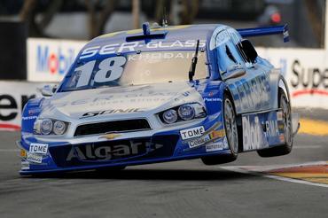 Allam Khodair fez de tudo, mas não conseguiu conquistar a pole position no CAB. - Fernanda Freixosa/Vicar