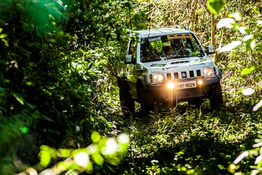 Suzuki Jimny Experience em Campos do Jordão  - Murilo Mattos/ Suzuki Veículos