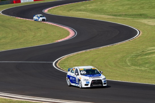 Terceira etapa será neste sábado - Tom Papp / Mitsubishi