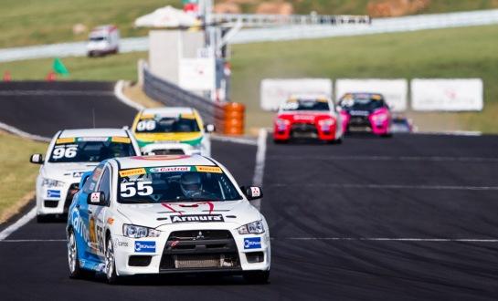Autódromo Velo Città está pronto para receber os pilotos - Tom Papp / Mitsubishi