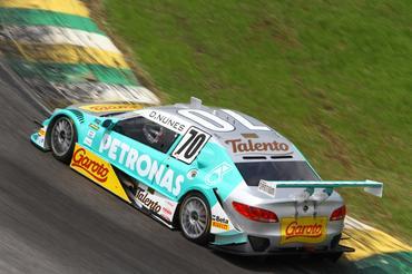 Circuito de Brasília exige acerto para curvas para a direita - Foto: Luca Bassani