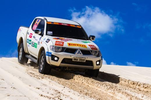 Mitsubishi Motorsports Nordeste abre a temporada no dia 08 de junho - Tom Papp / Mitsubishi
