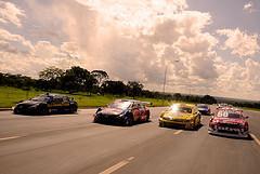 Brasília sempre proporciona belos visuais na bonita capital do País.  -  Duda Bairros/Vicar