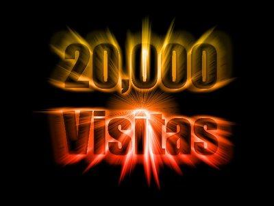 20000 visitas rdh