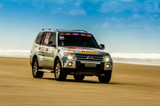 Aracaju recebe o rali Mitsubishi Motorsports pela 2ª vez - driano Carrapato/Mitsubishi