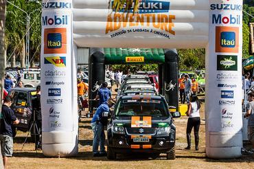 A terceira etapa do evento será dia 15 de junho, em Belo Horizonte (MG) - Murilo Mattos/ Suzuki Veículos