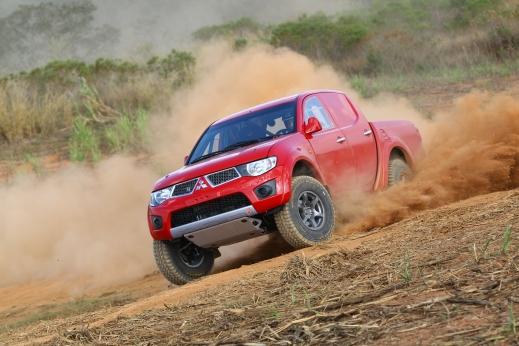 Rally Cuesta Off-road será neste fim de semana, em Botucatu - Carsten Horst / Mitsubishi