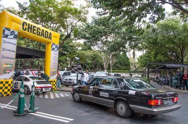 Auro Moura Andrade venceu na Turismo - Vera Lambiasi