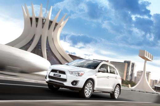 Mitsubishi ASX agora é produzido no Brasil- Fabio Bustamante / Mitsubishi