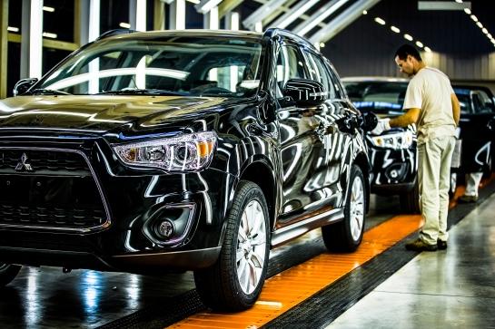 Veículo agora é produzido na fábrica da Mitsubishi Motors, em Catalão (GO) - Murilo Mattos / Mitsubishi
