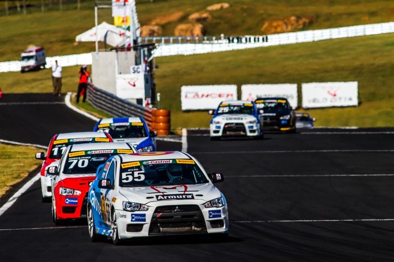 Quarta etapa promete ser ainda mais disputada - Adriano Carrapato / Mitsubishi