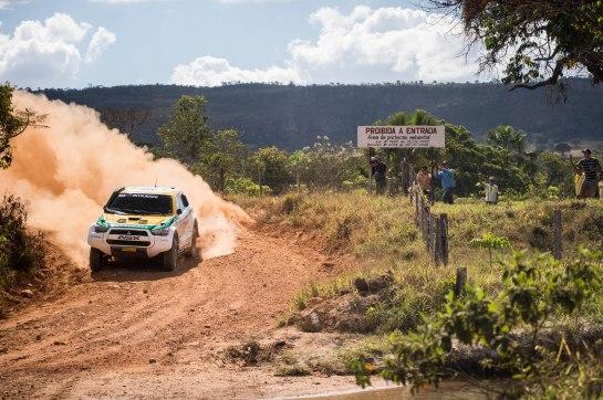 Equipe Mitsubishi Petrobras garante vice-liderança do Sertões - Equipe Mitsubishi Petrobras garante vice-liderança do Sertões