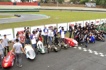 Serão mais de 500 estudantes universitários de todo o Brasil